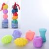 Іграшка для купання XC2045-1-45-2 м'яч, набір 5 шт., мікс видів/кольорів, колба, 31,5-8-9 см
