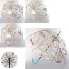Зонтик детский MK 3620-1 (60шт) длина82см,трость66см,диам83см,спица58см,клеенка,рисун,4цвета рис. 1