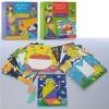 Деревянная игрушка Геометрика MD 2624 карточки, фигурки