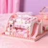 """складной домик """"Детская комната для девочки"""" K-052F"""