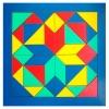 """Мозаика """"Геометрика"""" 240*240мм 172401 ТМ Дерево"""