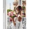 Картина за номерами - Із Парижу з любов'ю (КНО4567)