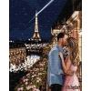 Картина по номерам - Романтичне побачення (КНО4783)
