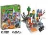 Конструктор Minecraft Битва драконов (11267)