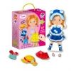 Магнітна одягалка Соня Vladi Toys укр. (VT3702-07)