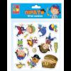 Мягкие наклейки Пираты Vladi Toys (VT4210-02)