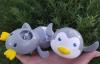 Заводная водоплавающая игрушка Пингвин