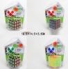 Кубик-логика 8707B-3 8853B-3 63B-3 60B-3 (1752305 06 07 19) (96шт 2)4 вида,плюс лог-змейка