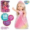 Кукла M 4300 I UA 33см, муз-звук укр, танцует, подвижные руки, 2 сказки, песня, 2 режима, 2 вида, на бат-ке