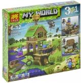 Конструктор Lele My World 33220