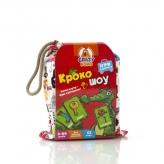 "Гра в мішечку ""Крокошоу"" VT8077-10 (укр) рис. 1"