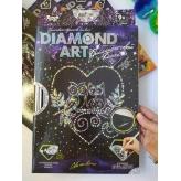"""Набір креативної творчості """"DIAMOND ART"""" (18), DAR-01-01,02,03,04...09 ДАНКО ТОЙС рис. 1"""