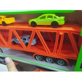 Трейлер с машинками Автопром (7943B)