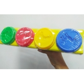 Пластилін MK 3430 4 кольори