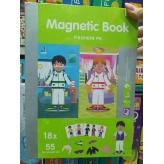 """Набор для творчества """"Магнитная книга"""", 55 деталей, 6808-2"""