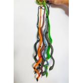 Животные резиновые змеи, длина 45 см