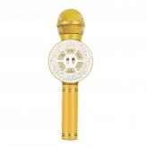 Микрофон WS-669 (золотой в коробке) рис. 1