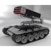Конструктор SW-035 мет., військова техніка, викрутка, 945дет., кор., 36-23,5-4см. рис. 1