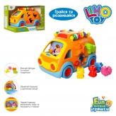 Автобус-сортер Limo Toy 988