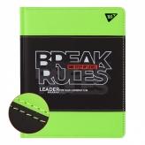 """Щоденник шкільний YES PU жорсткий """"Break rules"""" друк рис. 1"""