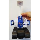 Экскаватор 9805 (30шт) 21см, звук, свет, на бат-ке, в кор-ке, 17-16-11см рис. 1