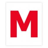 Комплект карточек «Буквы» МИНИ (рус. язык) буква М