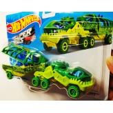 Машина далекобійніка Hot Wheels BDW51
