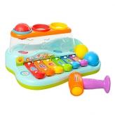 """Ксилофон """"Веселий дзвін"""" Limo Toy (9199)"""