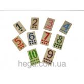 іграшка дерево цифри