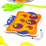 Настольная игра Vladi Toys Монстромания с липунами (укр) (VT8044-23)
